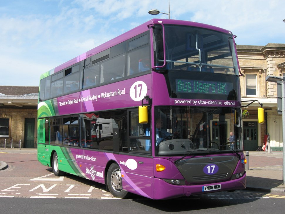 Scania OmniCity Double Deck
