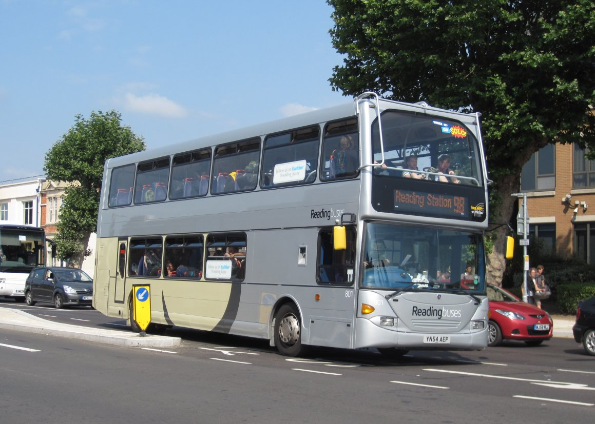 801 on 26 August 2013