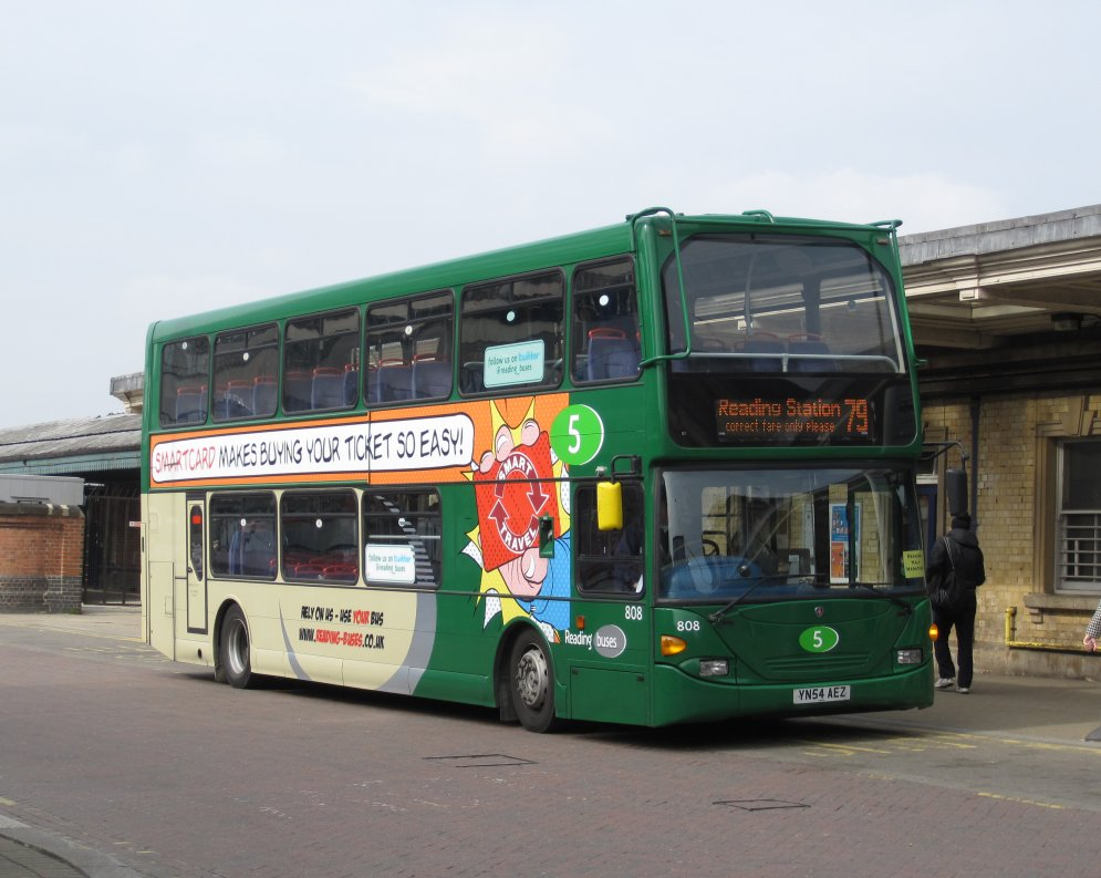 808 on 20 March 2011