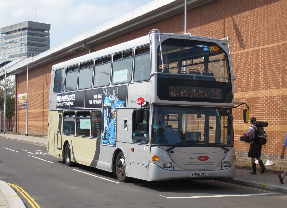 819 on 26 August 2013