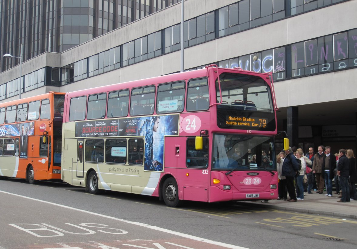 832 on 20 March 2011