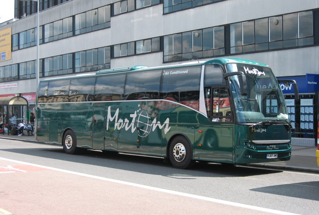 YJ07 JMO on 2 June 2007