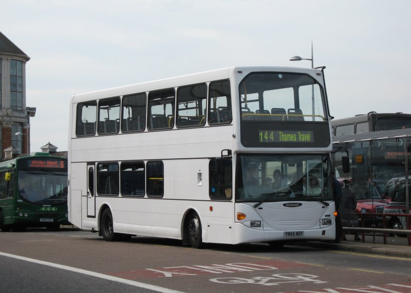 YN55 NDY on 26 April 2008